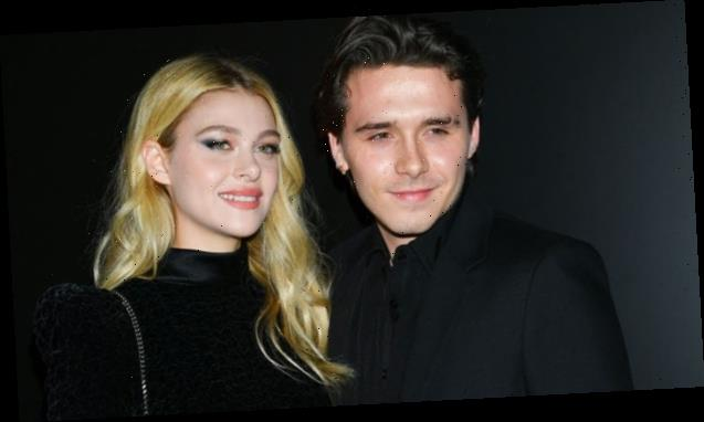 Brooklyn Beckham & Nicola Peltz Spark Marriage Speculation After He Wears Gold Band On His Ring Finger