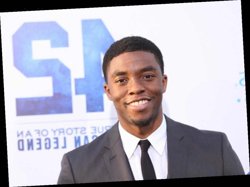 Why Chadwick Boseman Called Jackie Robinson Role in '42' a Divine Intervention