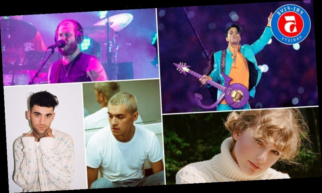 Taylor Swift, Prince, Bon Iver and More in Fri 5, the Best Songs of the Week