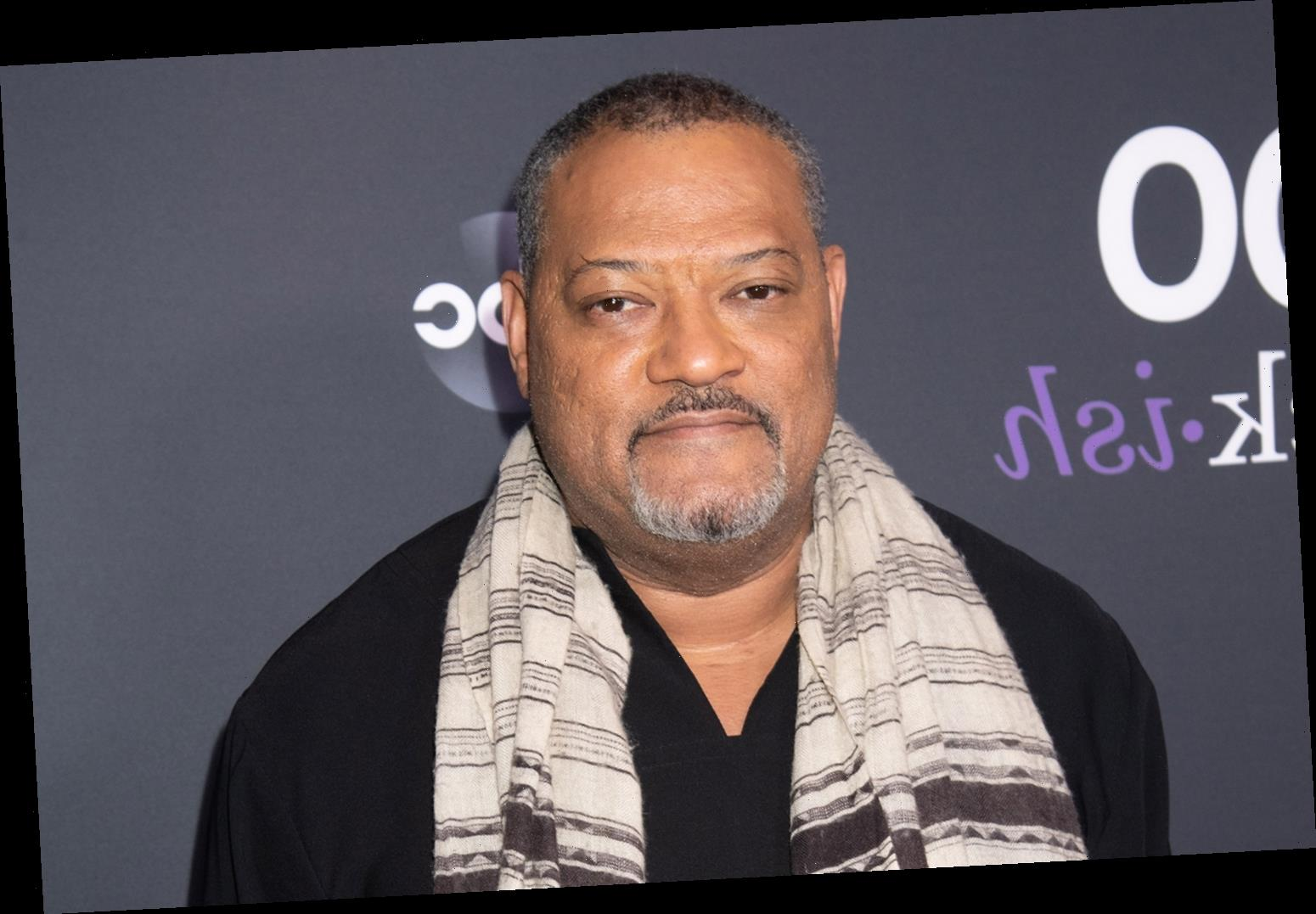 Laurence Fishburne Says He Has 'Not Been Invited' Back as Morpheus in The Matrix 4