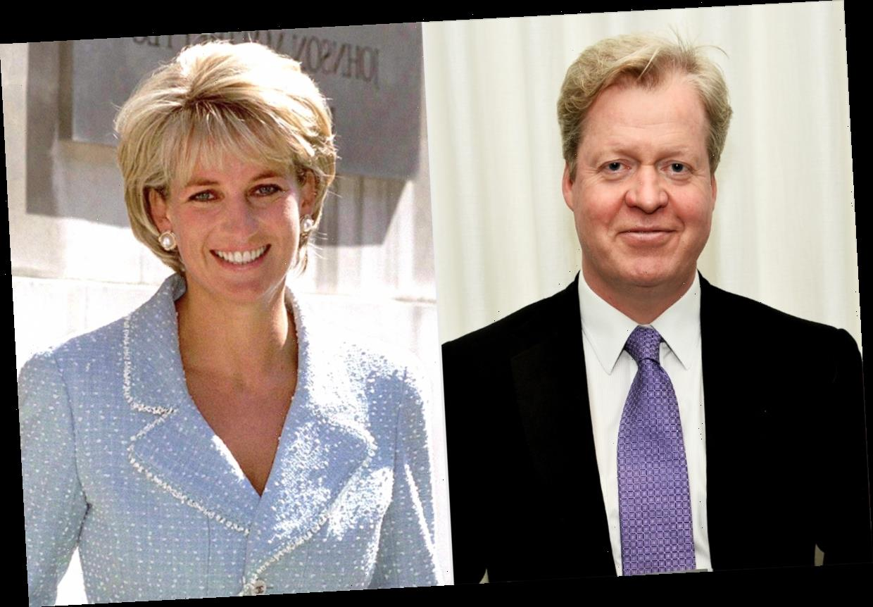 Princess Diana's Brother Charles Spencer Shares Touching Tribute on Anniversary of Her Death