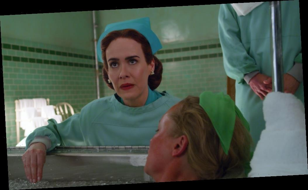 Sarah Paulson Infiltrates a Psychiatric Hospital in Netflix's 'Ratched' Trailer (Watch)