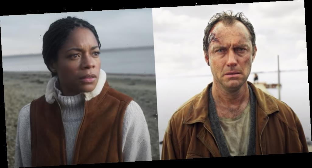 Jude Law & Naomie Harris Experience Frightening Island Traditions in 'The Third Day' Trailer