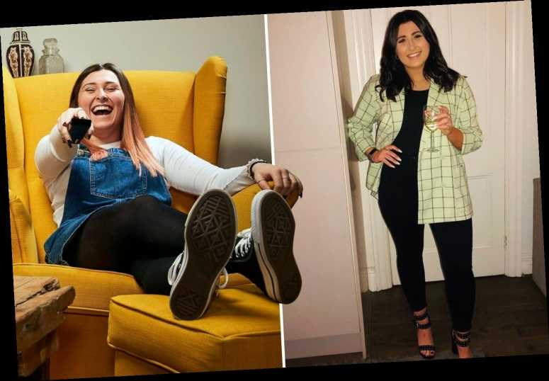 Gogglebox's Sophie Sandiford looks unrecognisable as she dyes her hair black in glam transformation before new series