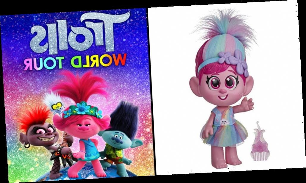 Hasbro Pulls 'Trolls World Tour' Doll After Online Petition Points Out Inappropriate Button Placement
