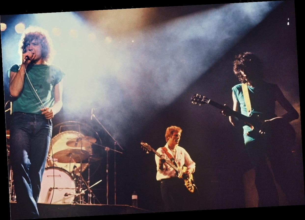 Why Led Zeppelin Never Played the Epic 'Carouselambra' Live