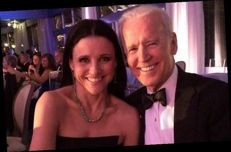 Julia Louis-Dreyfus Moved to Tears by Joe Biden as He Reached Out After Her Cancer Diagnosis