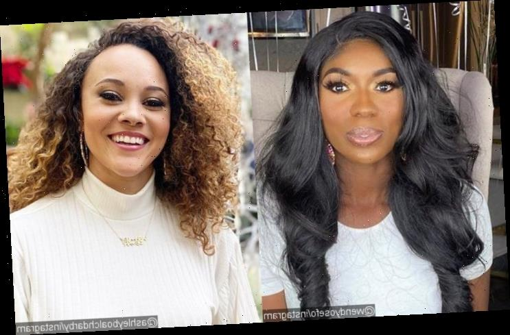 'RHOP': Dr. Wendy Osefo and Ashley Darby Argue Over Bringing Baby to 'Girls Weekend'