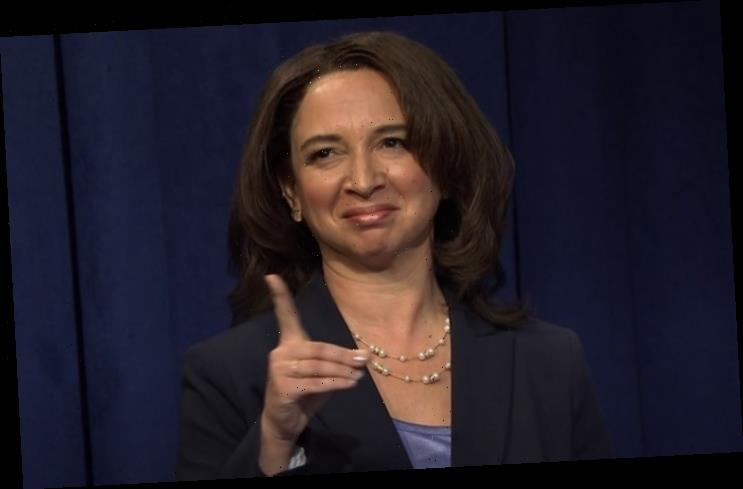 Maya Rudolph Would Love to Return to 'SNL' as Kamala Harris After Democratic VP Announcement