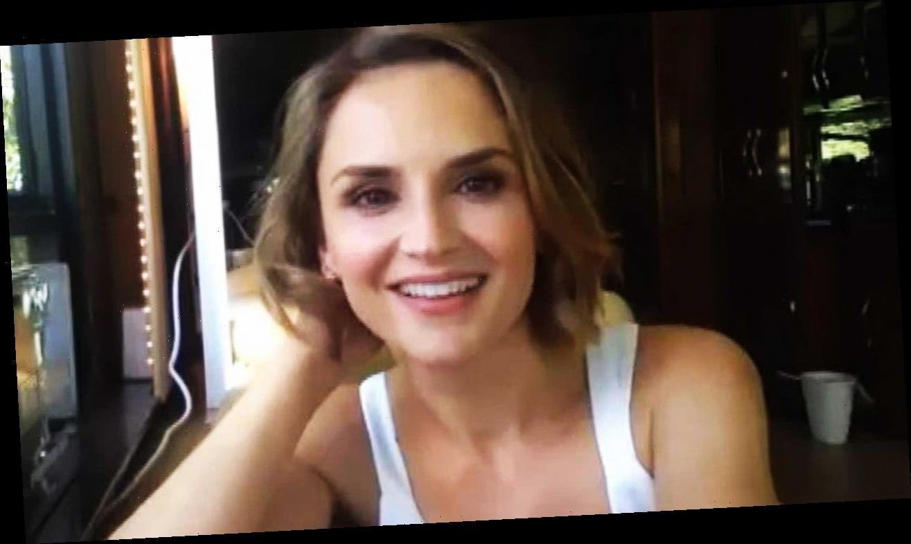 Rachael Leigh Cook on Life After Divorce: Co-Parenting, Work and Love
