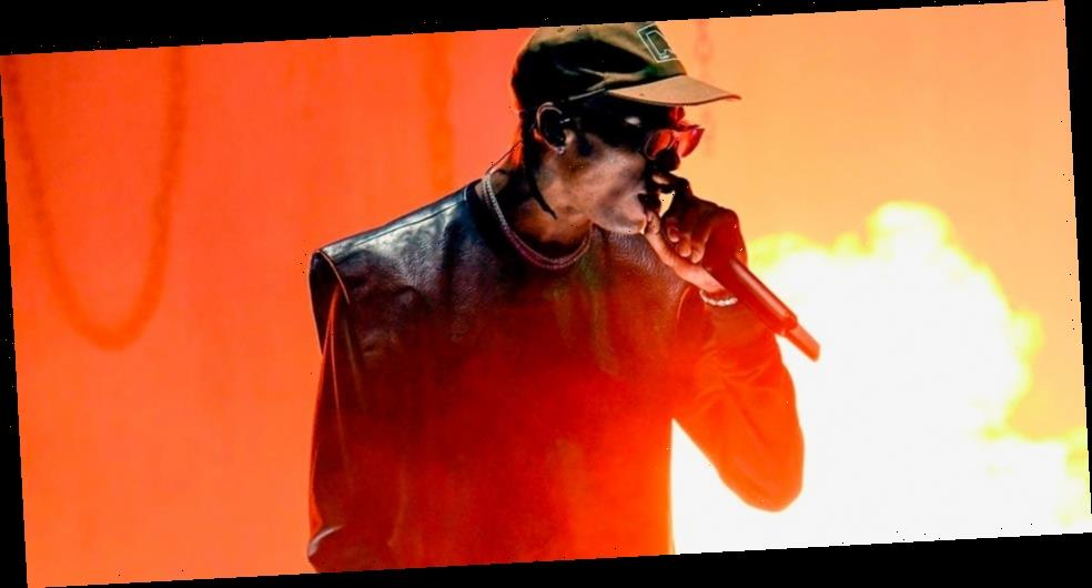 """Travis Scott to Release New Single """"The Plan"""" This Week"""