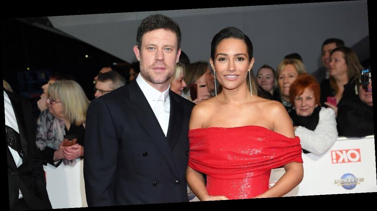 Frankie Bridge's husband Wayne will 'move out' if she gets pregnant again