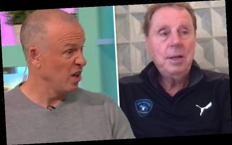 Harry Redknapp silenced by Tim Lovejoy's swipe on Sunday Brunch: 'Thought he knew!'