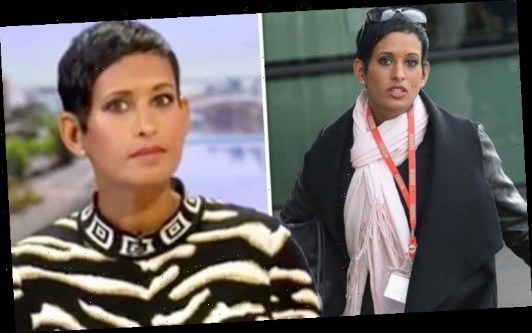 Naga Munchetty: BBC Breakfast host caught 'topping up £195,000 salary' for second time