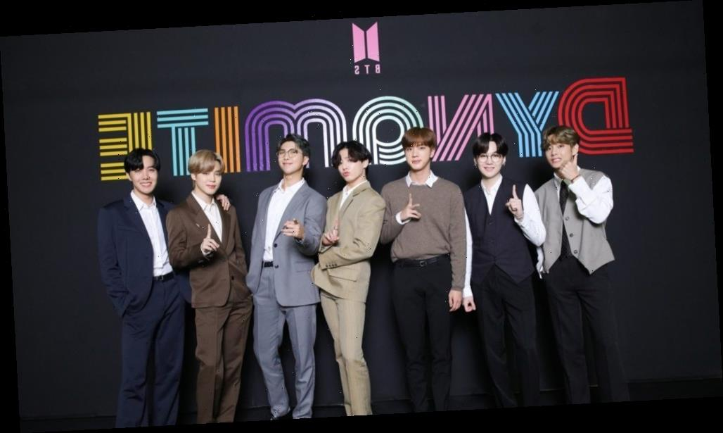 BTS' 'Dynamite' Goes Boom at Top 40, as Group Scores First U.S. Radio Hit
