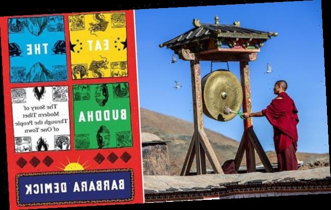 Book Eat The Buddha by Barbara Demick tells story of people of Tibet