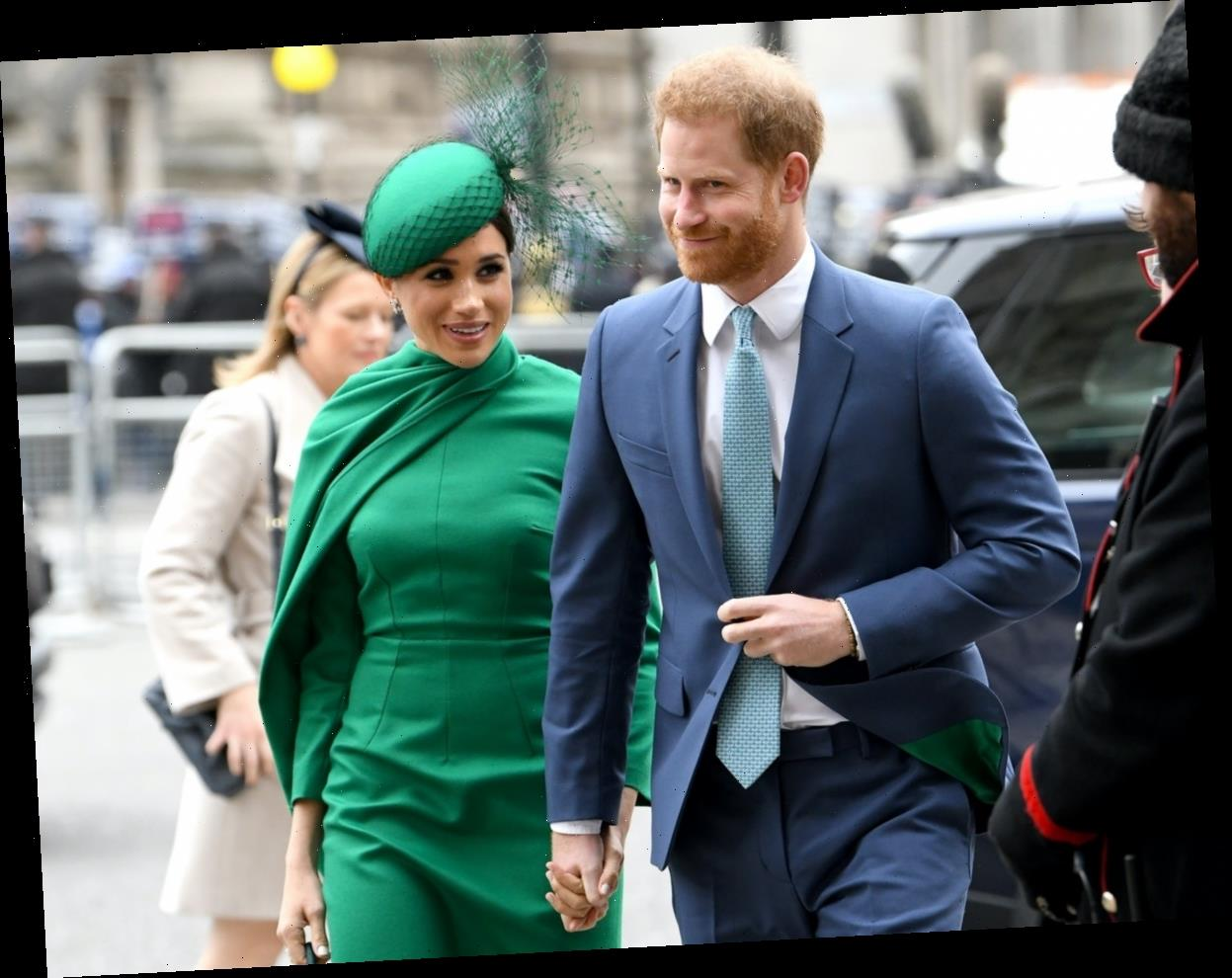 Meghan & Harry's Video Telling Americans To Vote May Have Violated Royal Protocol