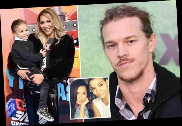 Naya Rivera's ex Ryan Dorsey breaks down in tears and says her sister Nickayla is 'the closest thing to a mom Josey has'