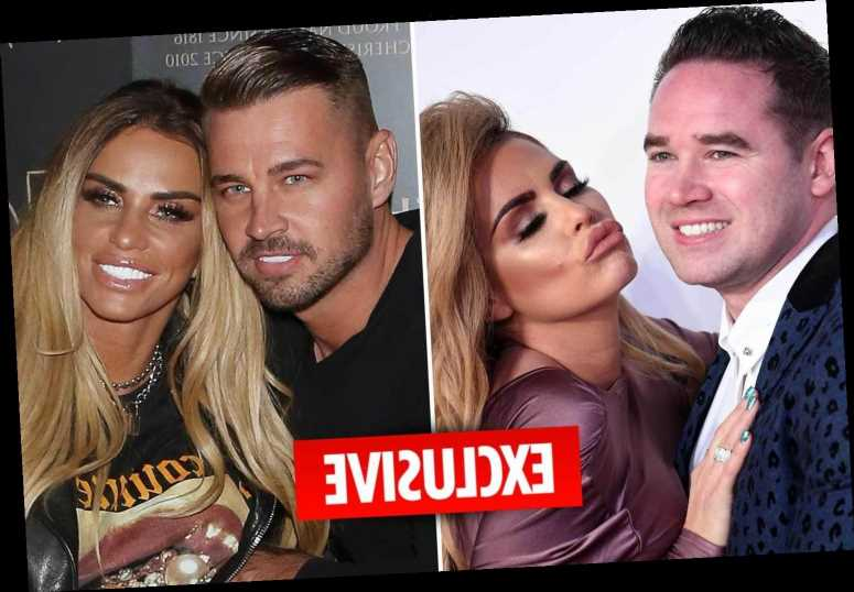 Katie Price 'rushing through' divorce from Kieran Hayler after two year delay – leaving her free to marry Carl Woods