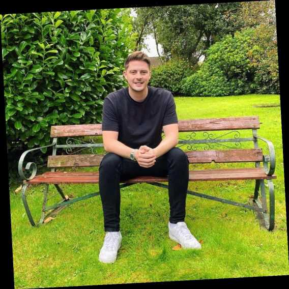 Love Island's Dr Alex George returns to social media after quitting to grieve for his late brother