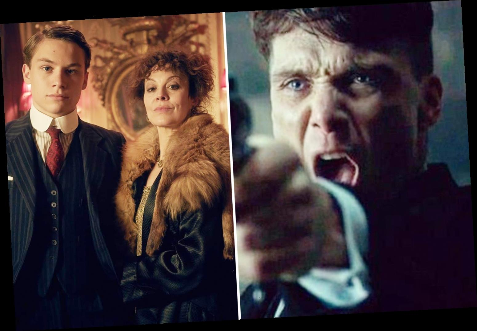 Peaky Blinders' Polly actress hints at brutal Tommy Shelby betrayal as Michael takes over family business