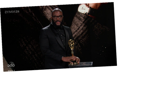 """Tyler Perry On Emmy's Governor's Award Honor: """"We're All Sewing Our Own Quilts"""""""