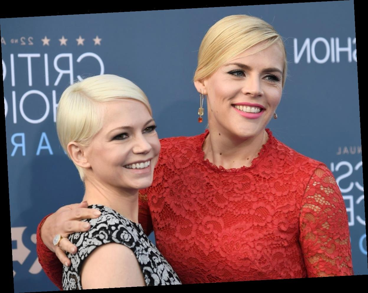 Busy Philipps Celebrates 20-Year Friendship With Michelle Williams: 'There's No One I'd Rather Weather All the Storms With'