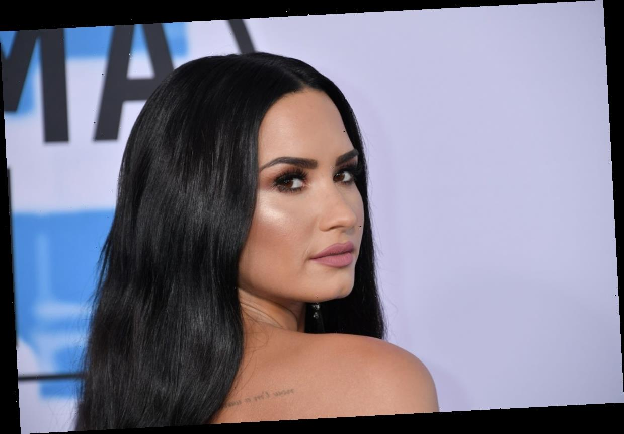 Demi Lovato Talks 'Whirlwind Romance' as Fiance Max Ehrich 'Left Town to Work'