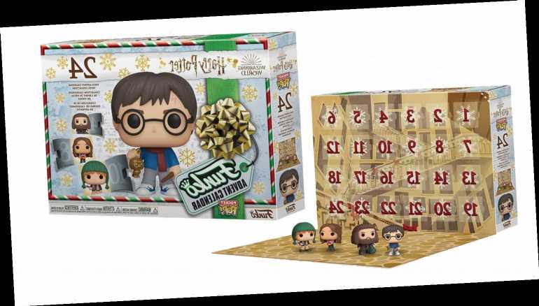 Funko Pop Just Dropped a New Harry Potter Advent Calendar on Amazon — and It's on Sale