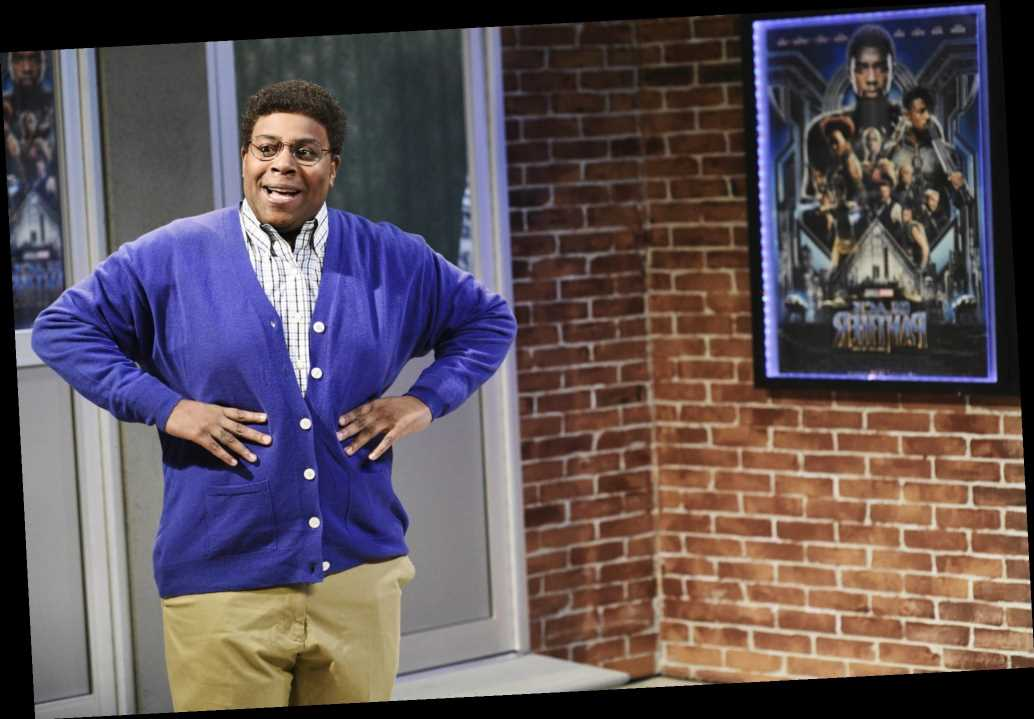 Emmy Nominee Kenan Thompson on What It Would Take for Him to Leave SNL After 17 Years