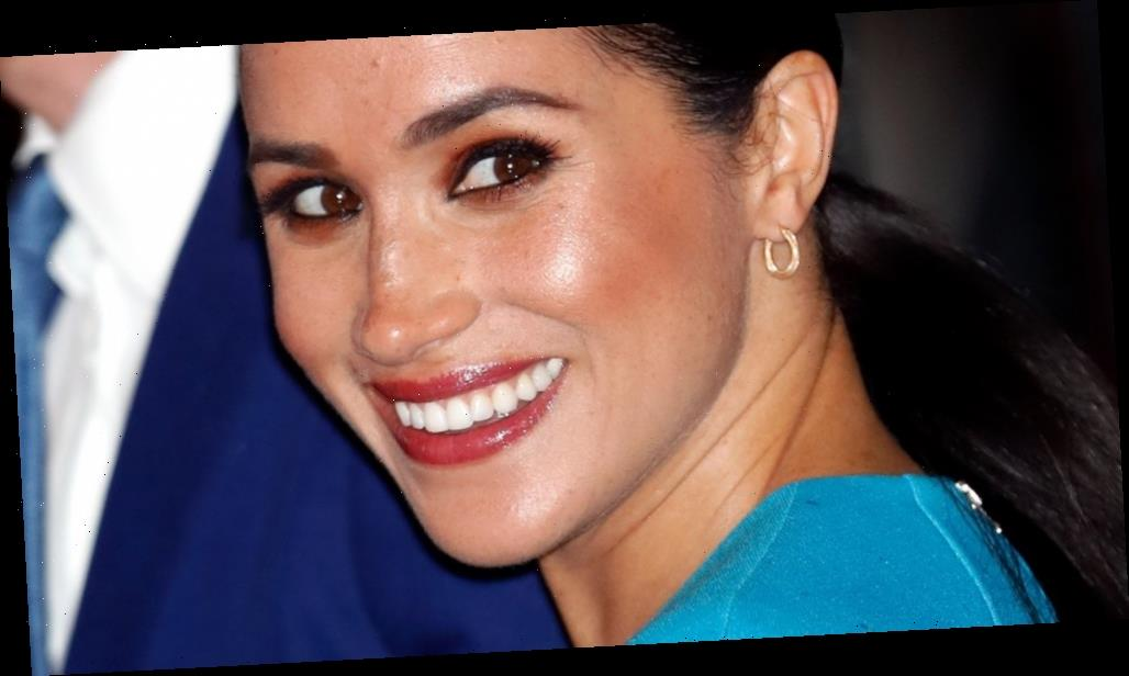 The transformation of Meghan Markle from toddler to 38 years old