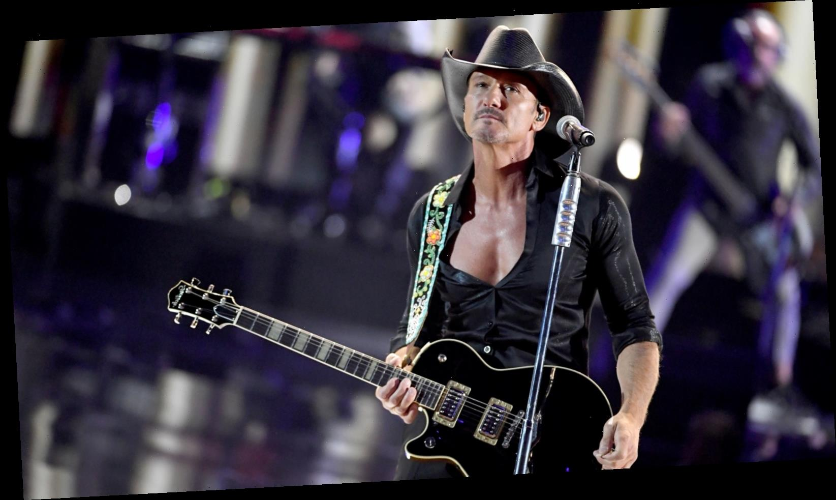 This is what made Tim McGraw want to get in shape