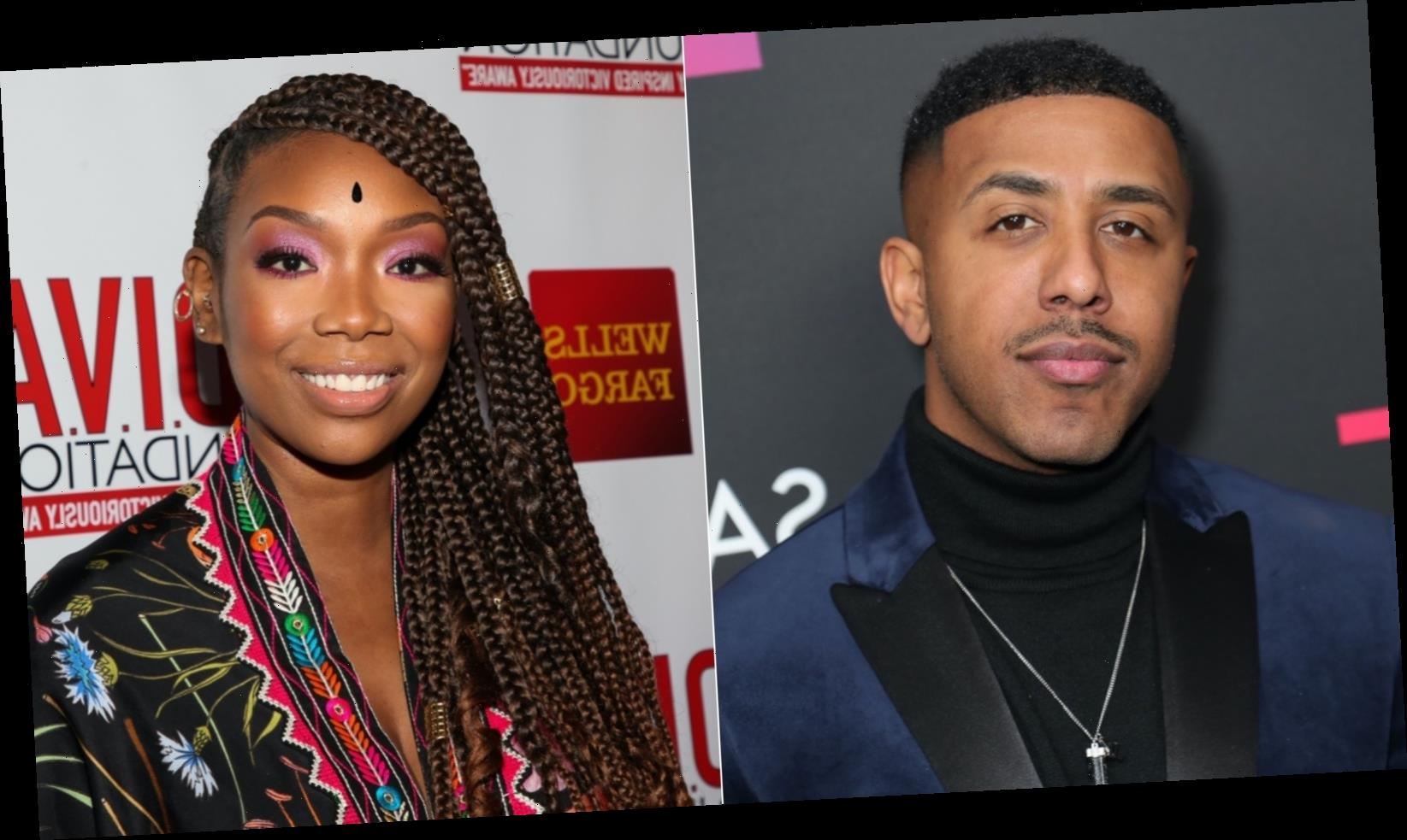 Inside Marques Houston's near-death experience with Brandy