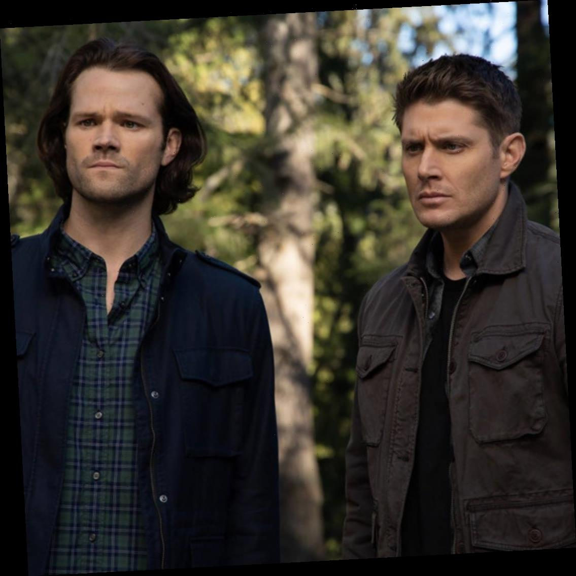 Jensen Ackles and Jared Padalecki Say Goodbye to Supernatural on Final Day of Filming