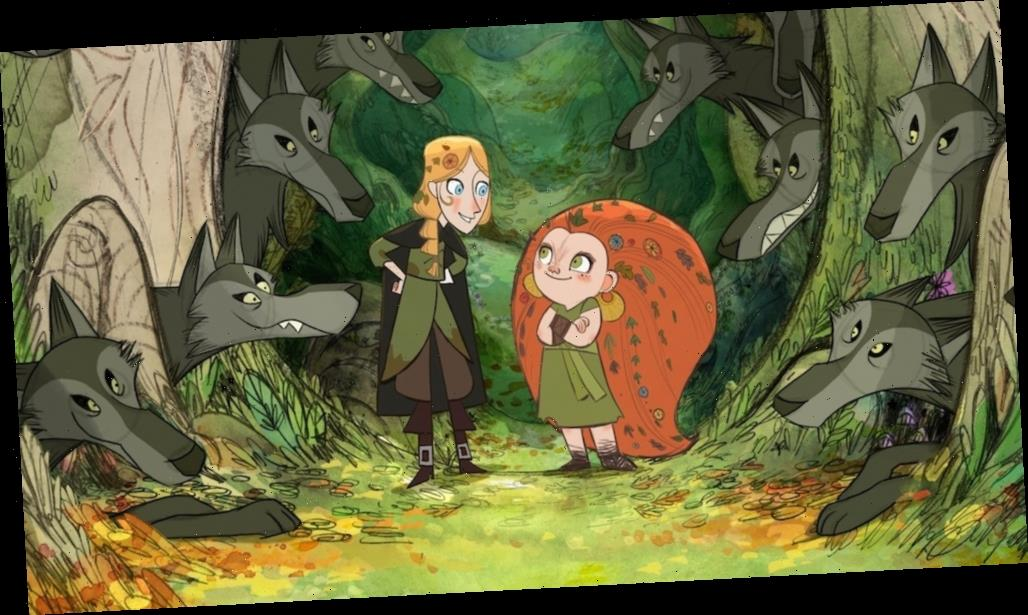 'Wolfwalkers' Review: What Big Eyes You'll Have Watching Tomm Moore's Revisionist Fairy Tale