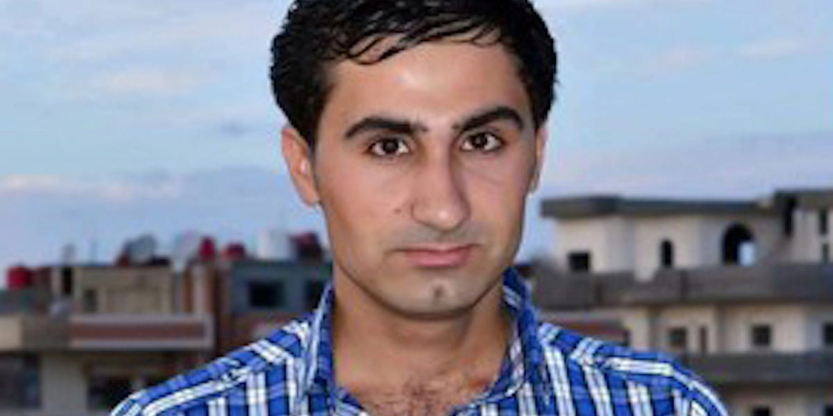 ISIS captured a journalist and sentenced him to death by beheading. He hasn't been seen for more than 5 years.