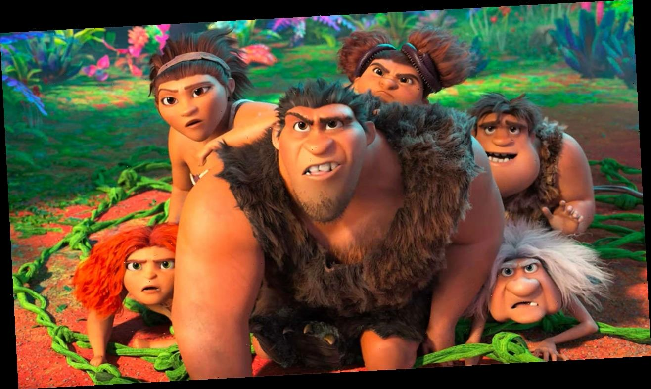 The Croods Movie Sequel Trailer Delivers Stone-Age Laughs