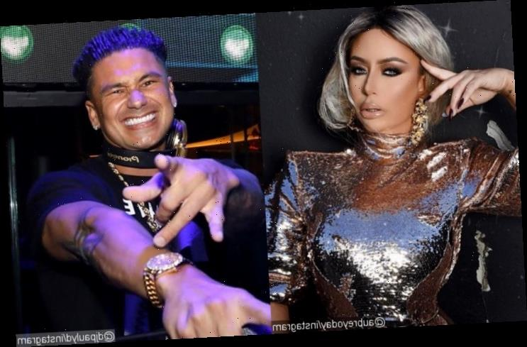 Aubrey O'Day Accuses Ex DJ Pauly D of 'Mentally and Physically' Abusing Her