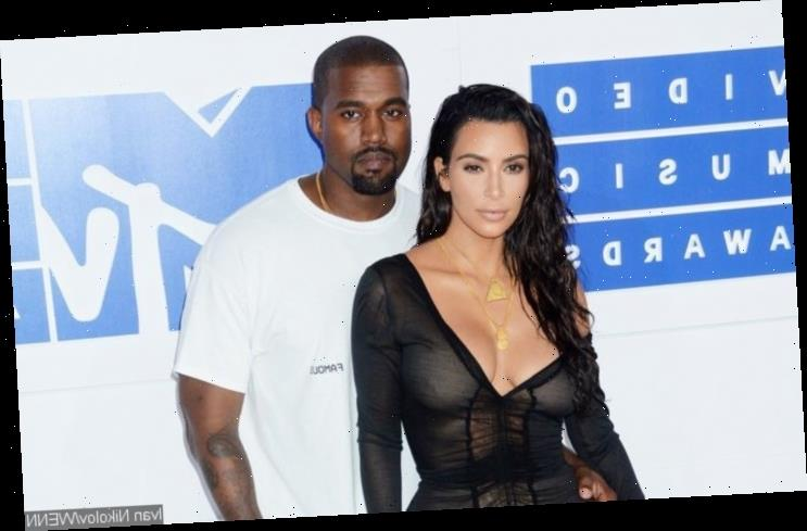 Kim Kardashian 'at the End of Her Rope' After Kanye West's Grammy Peeing Antics