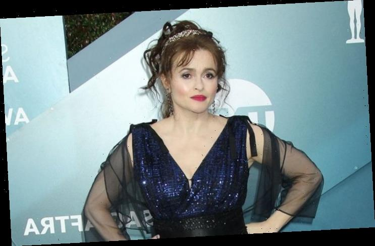 Helena Bonham Carter Calls People 'Desperate' for Talking About Race Nowadays