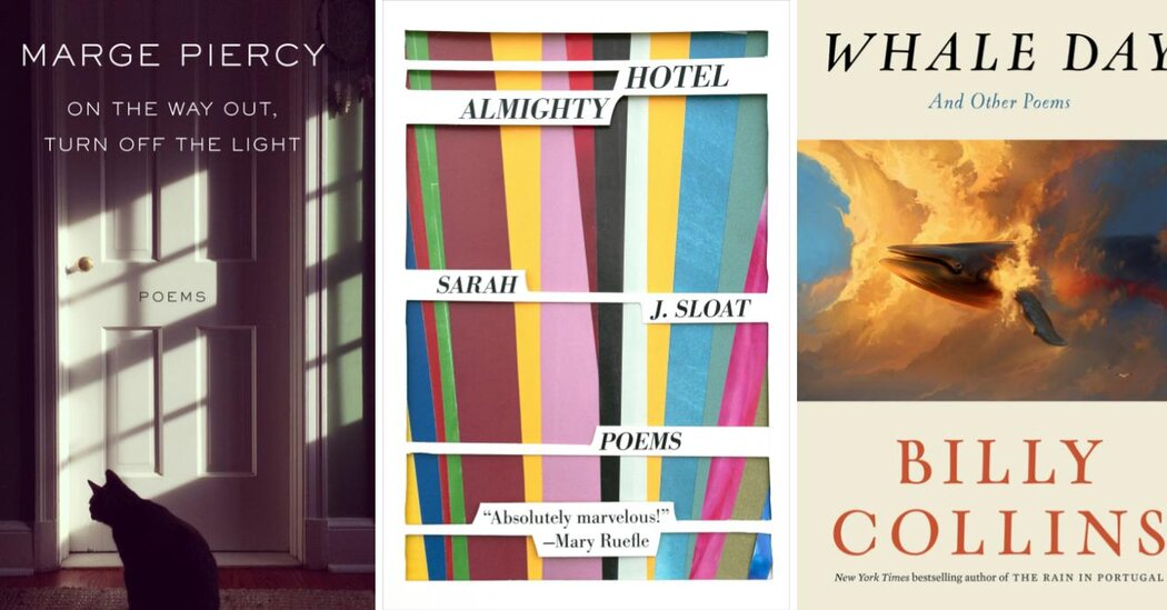 New & Noteworthy Poetry, From the Ancient Greeks to Billy Collins