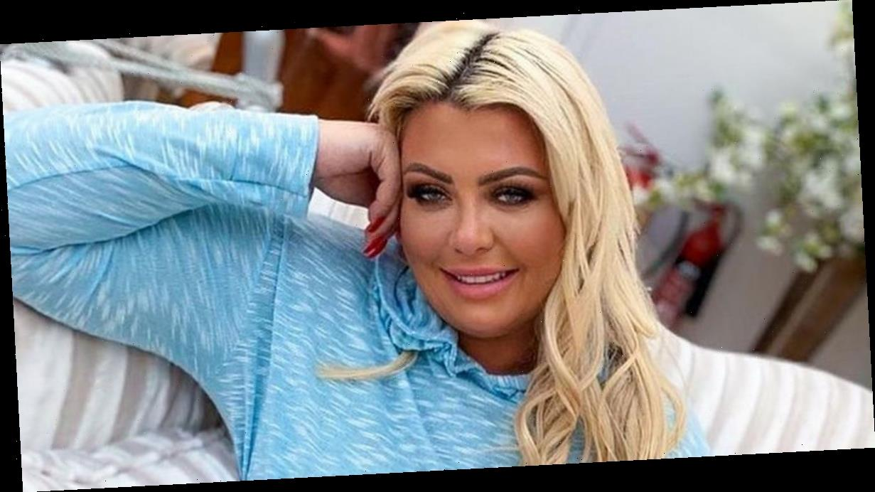 Gemma Collins showcases shrinking frame as she wows in figure-hugging tracksuit