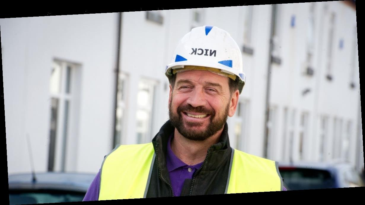 Nick Knowles 'tried to buy I'm A Celeb's Gwyrch Castle for £5 for DIY project'