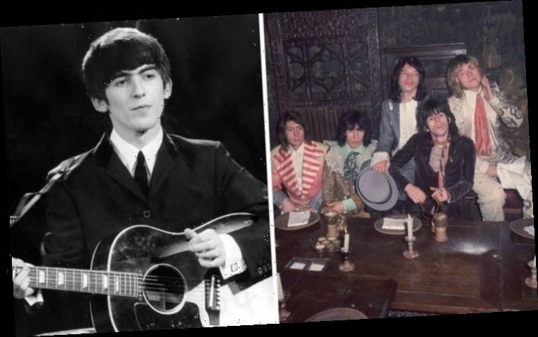 Rolling Stones: How George Harrison was 'instrumental' in getting Sir Mick Jagger signed