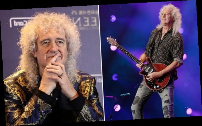 Queen and Adam Lambert tour: Brian May on his stage pain – 'My knees were falling to bits'