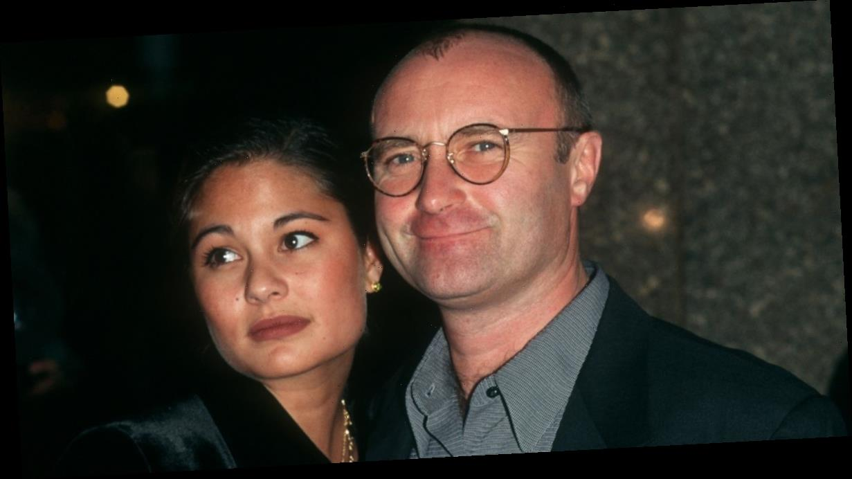 Phil Collins 'dumped via text' by wife who told him 'I've found someone else'