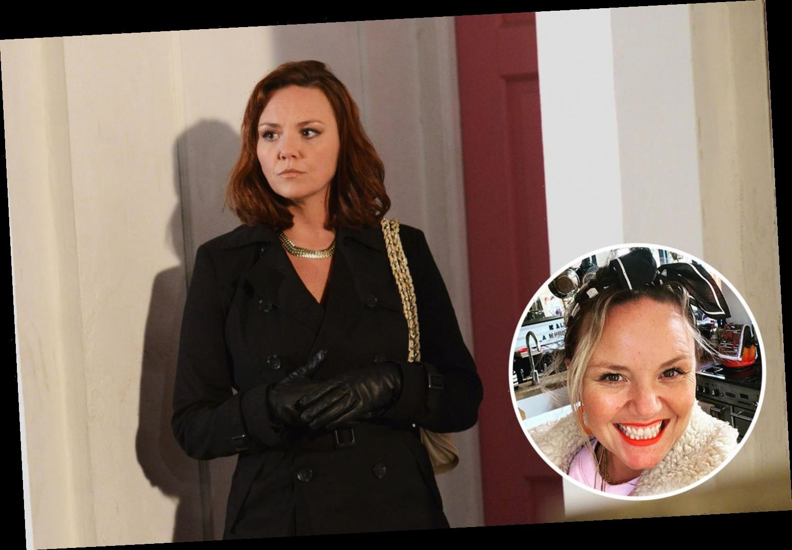EastEnders Charlie Brooks releasing her own line of sex toys – and one's named The Butcher after Janine