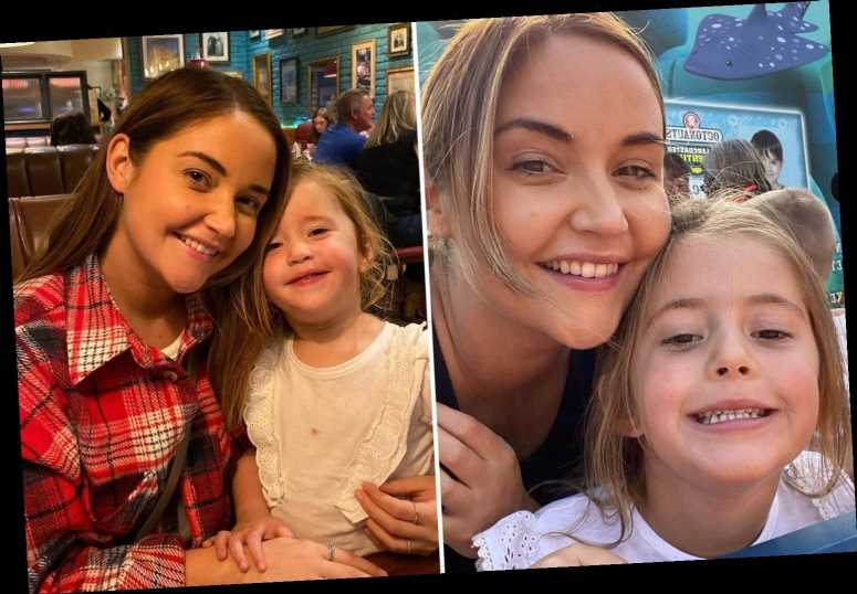 Jacqueline Jossa defiantly tells spiteful trolls they'll 'never win' as her daughters are all that matter to her
