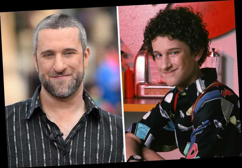 Why is Dustin Diamond aka 'Screech' from Saved By The Bell trending?
