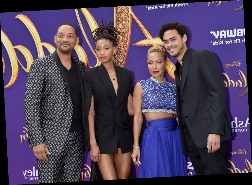 Jada Pinkett Smith and Willow Smith Both Struggled To Forgive Their Fathers for Many Years of Their Lives